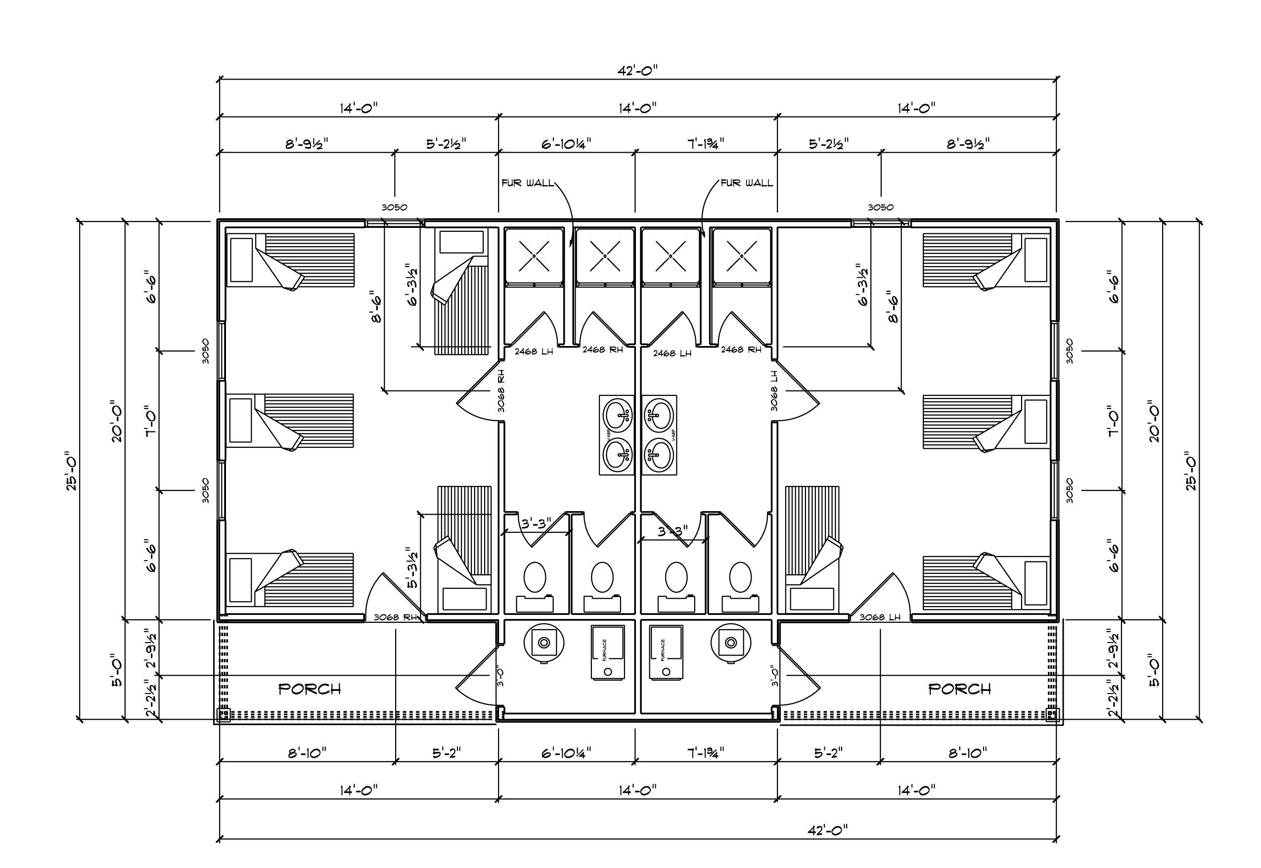 William E Poole Designs – Bucky\'s Bunkhouse | Retreat | Pinterest ...