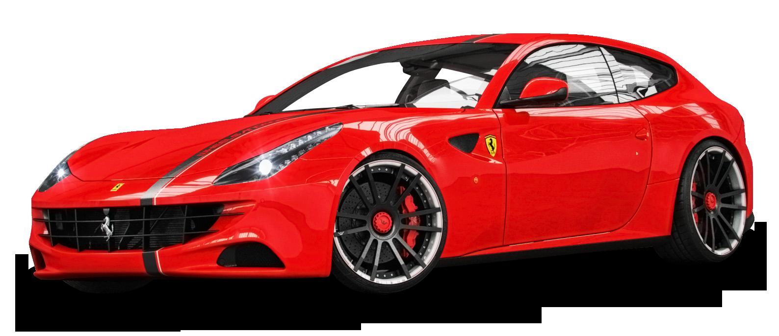 Ferrari Red Car Png Image Red Car Car Ferrari