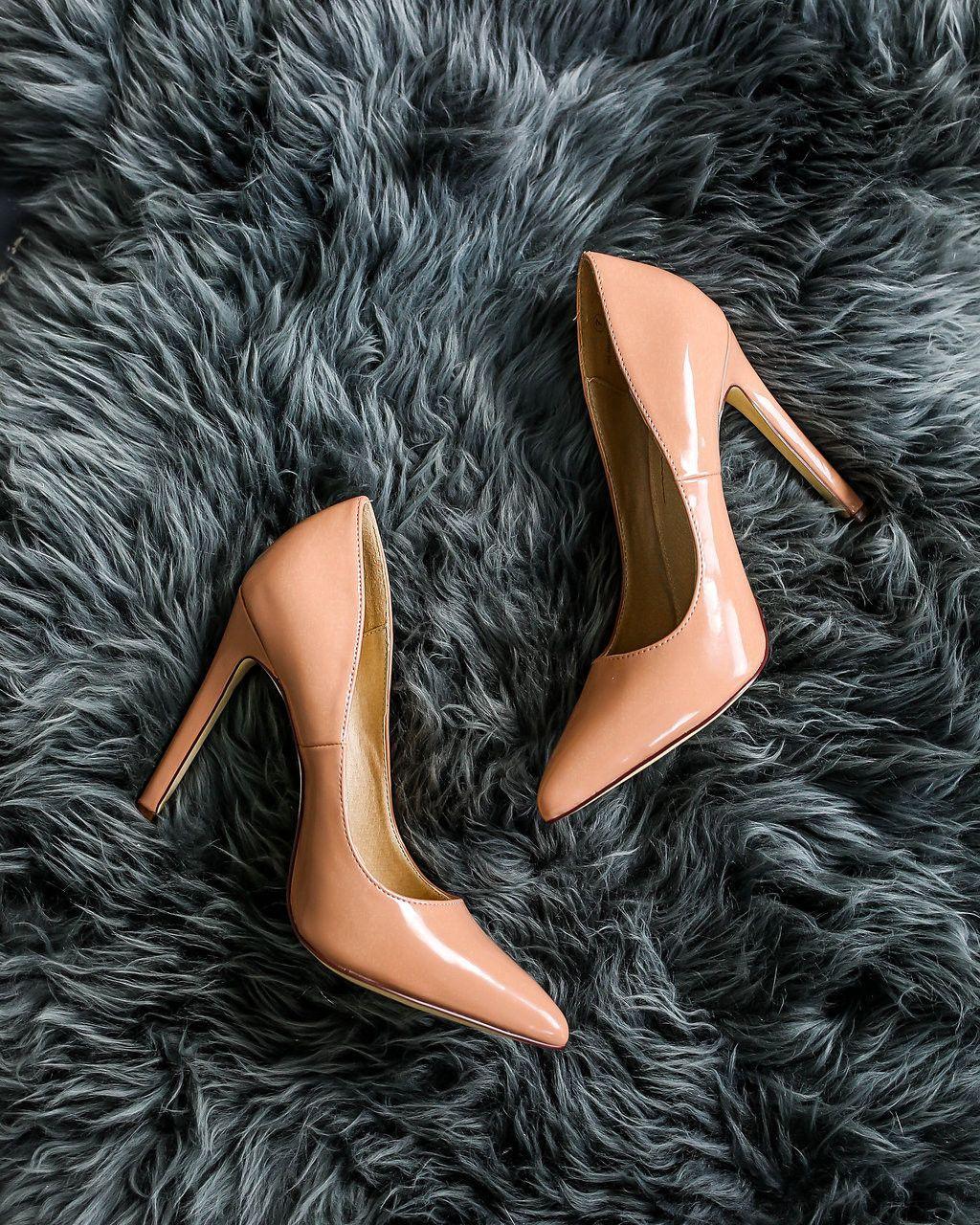 Style Muse Heels - Blush