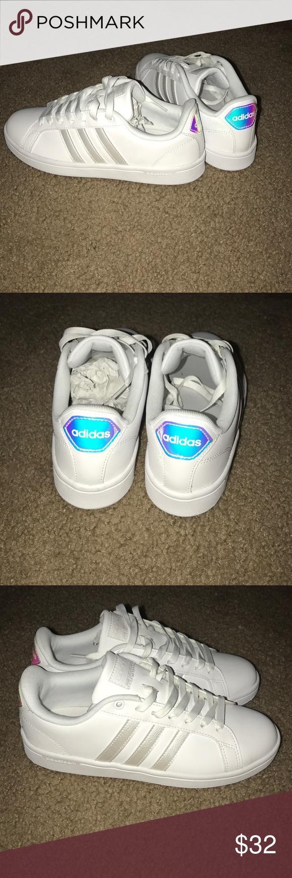 Adidas neo la posh sceglie pinterest adidas iridescenti e