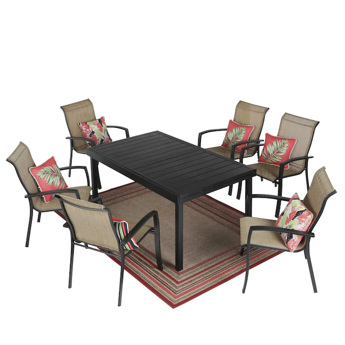 41++ Lowes patio dining table and chairs Various Types