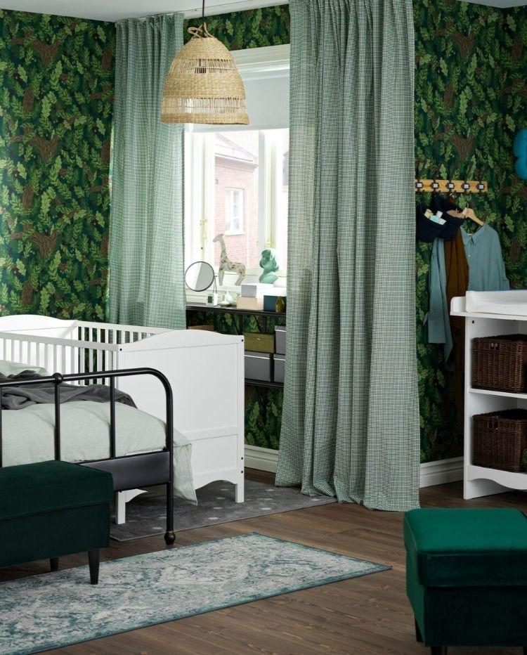 La Chambre De Maman Papa Et Bebe En 2020 Decor Salon Maison