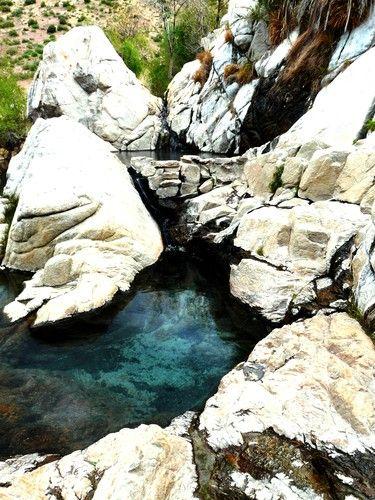 Deep Creek Hot Springs | San Bernardino National Forest ...