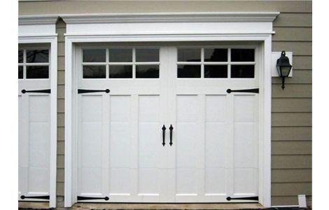 garage door styles for colonial garage door trim ideas inspiration as genie opener and repair