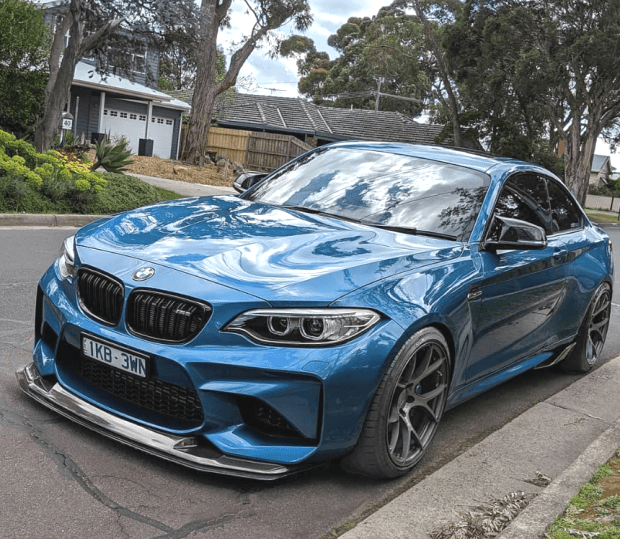 Rate This BMW Beach Blue 1 to 100