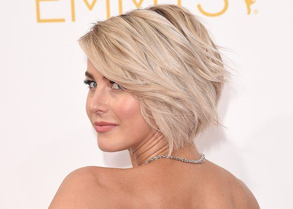 pixie haircuts for julianne hough grew out pixie cut by keeping it 2540