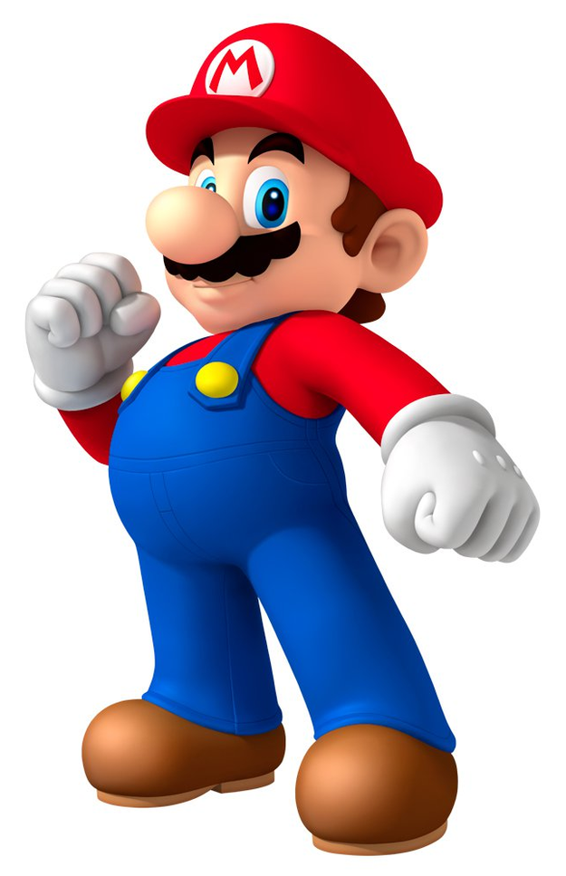 It is a photo of Bewitching Mario Brothers Images