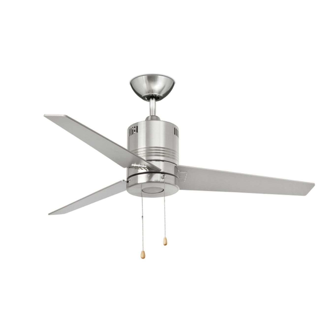 Leroy Merlin Ventilador De Techo Albatros Precio 149 Euros  ~ Ventiladores De Techo Con Luz El Corte Ingles