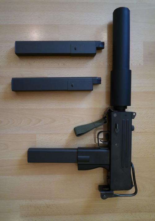 Mac 10  45ACP MachinePistol | Weapons | Weapons guns, Guns