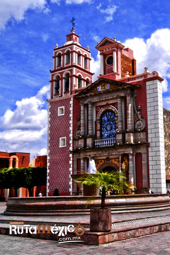 #Visita el #PuebloMágico de #Tesquisquiapan en Querétaro con nuestras #RutasTurísticas diseñadas especialmente para que pases un gran momento. ¡Te encantará! #WeLoveTraveling www.rutamexico.com.mx Whatsapp: (722)1752392 email: carolina@rutamexico.com.mx #ViajesAcadémicos #ViajesDeIntegración #ViajesTurísticos #ViajesGrupales
