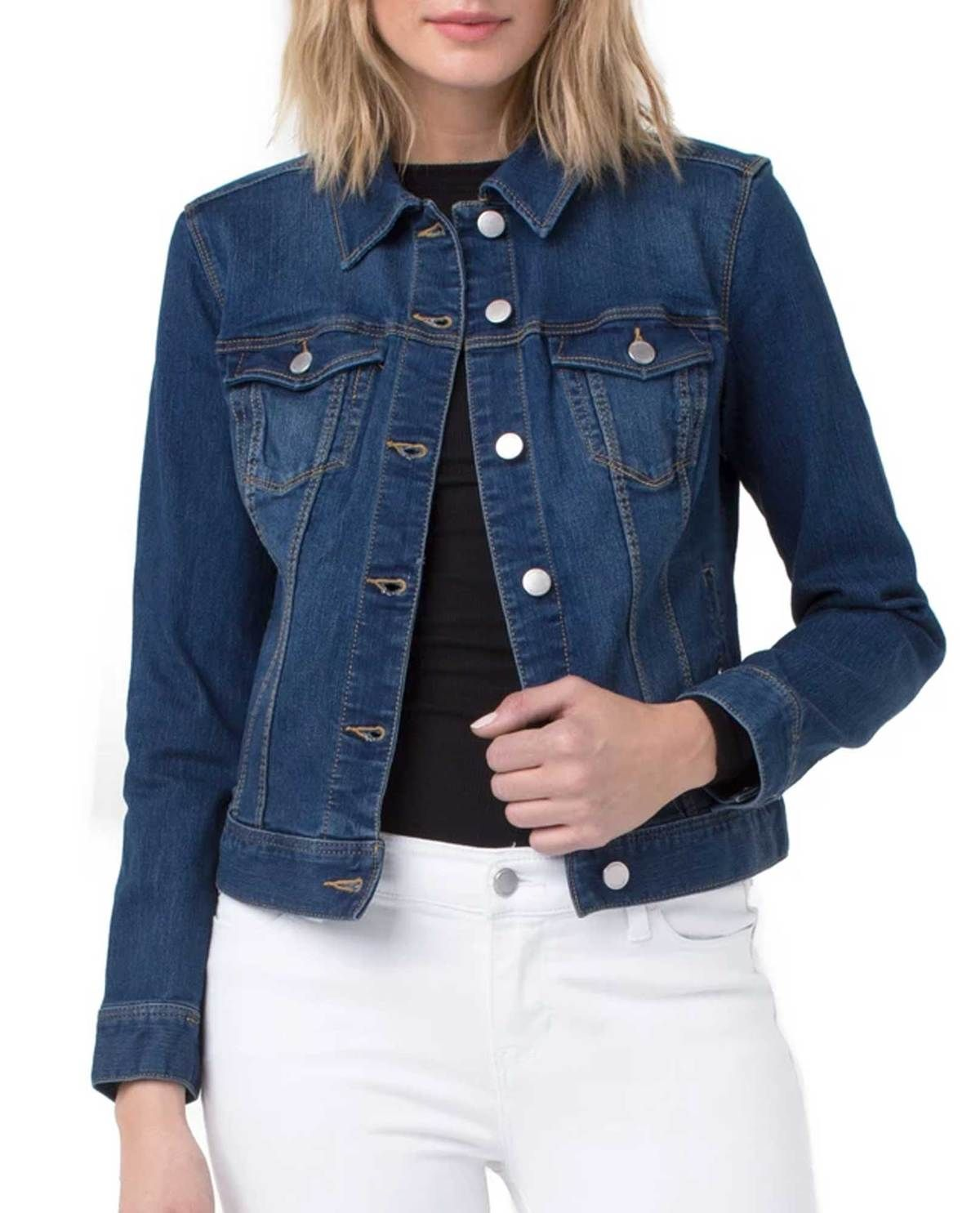 Liverpool Jeans Lm1004e3 Classic Jean Jacket Liverpool Jeans Classic Jeans Classic Denim Jacket [ 1485 x 1200 Pixel ]