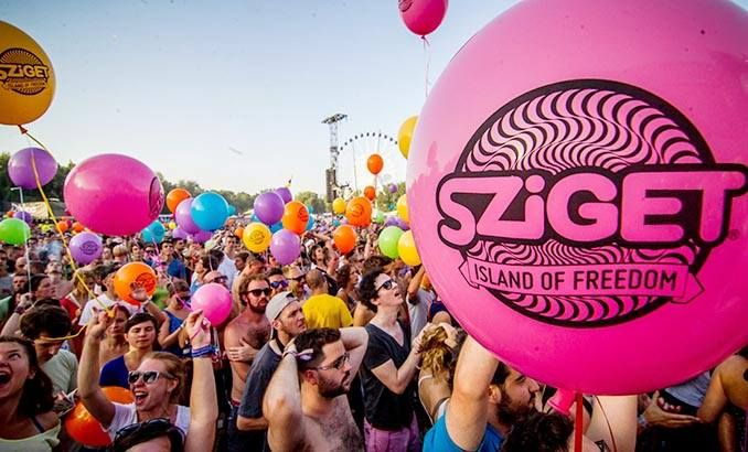 V Vengriyu Za Vpechatleniyami Sziget Festival Festival Guide European Festivals