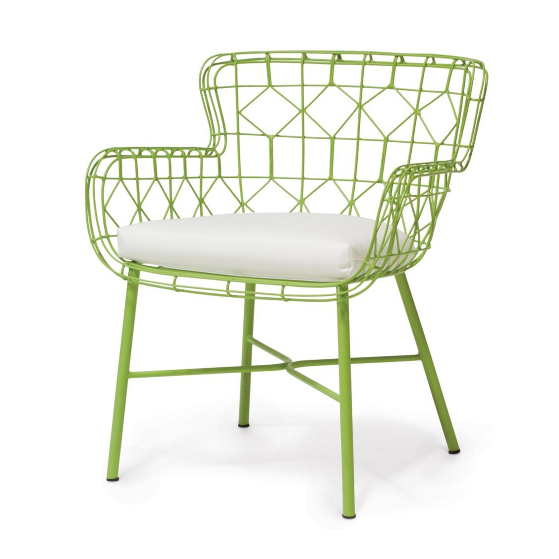 #luxelikes: Capri Outdoor Arm Chair by Palecek | http://www. - Luxelikes: Capri Outdoor Arm Chair By Palecek Http://www