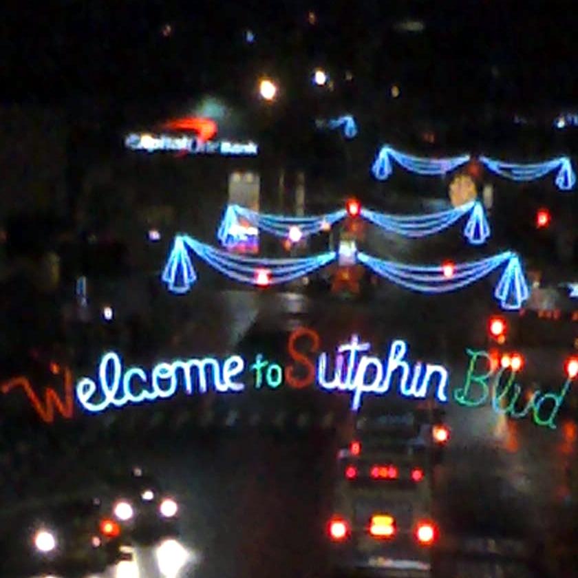 Season S Greetings Welcome To Sutphin Boulevard Jamaica Ny Pindate 20180326 Seasons Greetings Neon Signs Greetings