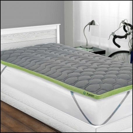 Extra Long Twin Mattress Pad Extra Long Twin Memory Foam Mattress topper #MemoryFoamIdeas