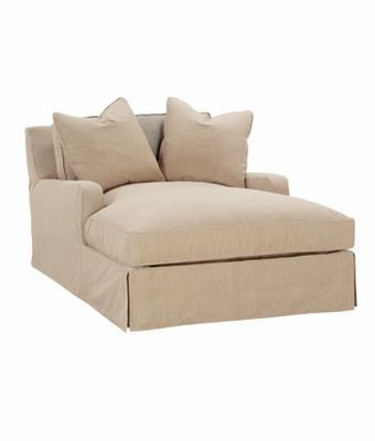 Joanna  Designer Style  Double Chaise Lounge Comes in lots ...  sc 1 st  Pinterest : double chaise loveseat - Sectionals, Sofas & Couches