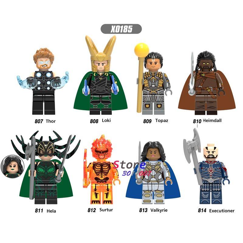 Lego Marvel Avengers Ragnarok
