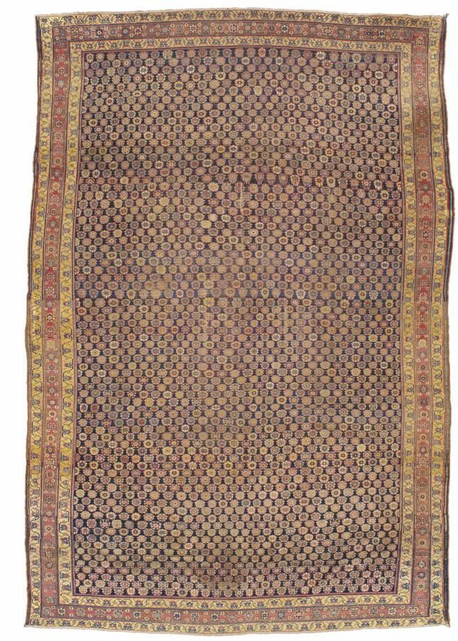 Guide To Antique Persian Rugs Carpets From Iran