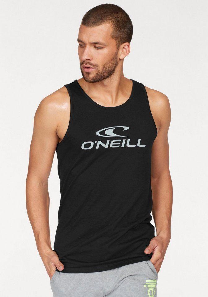 O'Neill Tanktop für 19,99€. Tanktop von o'Neill, Weicher Single Jersey, Logodruck, Looplabel am Saum bei OTTO