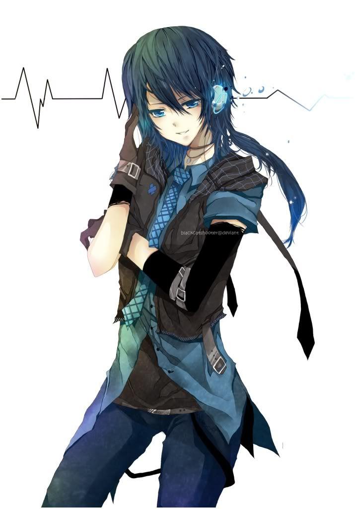Anime with Headphones Cartoon Music Boys 17710code.jpg ...