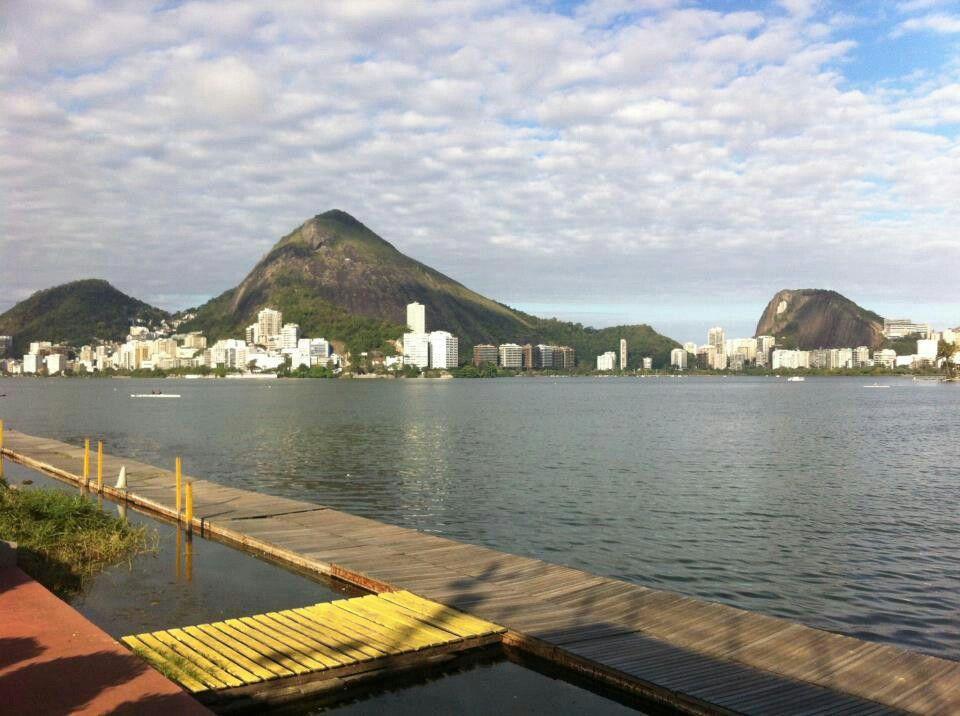 Lagoa Rodrigo de Freitas -RJ