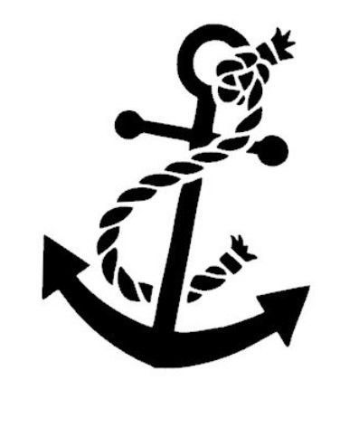 For Your Consideration Is A Die Cut Vinyl Anchor Decal