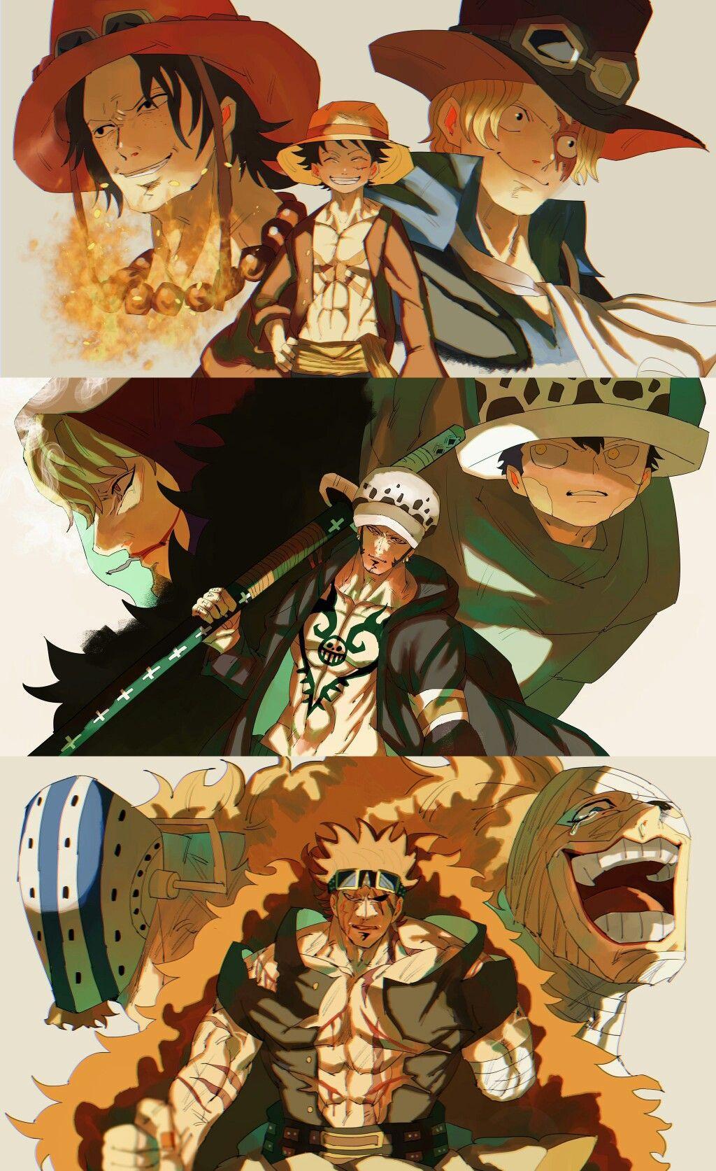 Photo of One Piece Trio