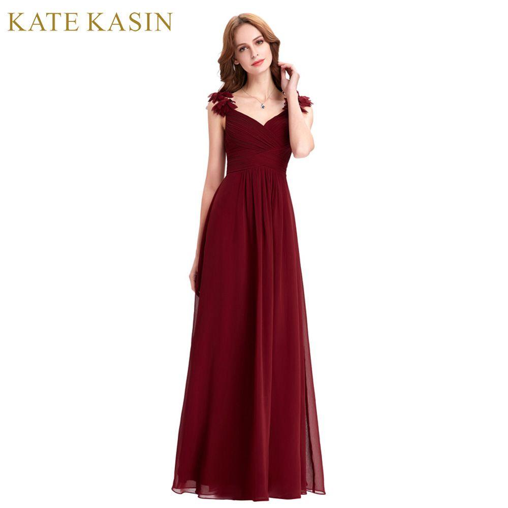 Real Photo Floor Length Long Evening Dresses Kleider Lang Elegant