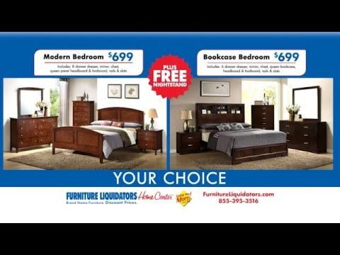 Furniture Liquidators March Savings