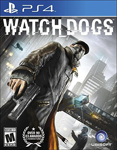 Watch Dogs Playstation 4 Happy Gaming Igame Pinterest
