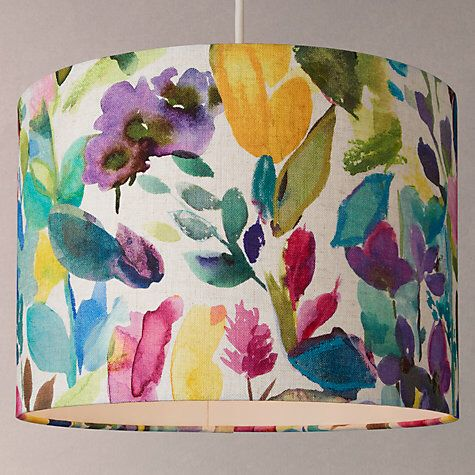 Buy bluebellgray christine grey tapered lampshade multi from our ceiling lamp shades range at john lewis