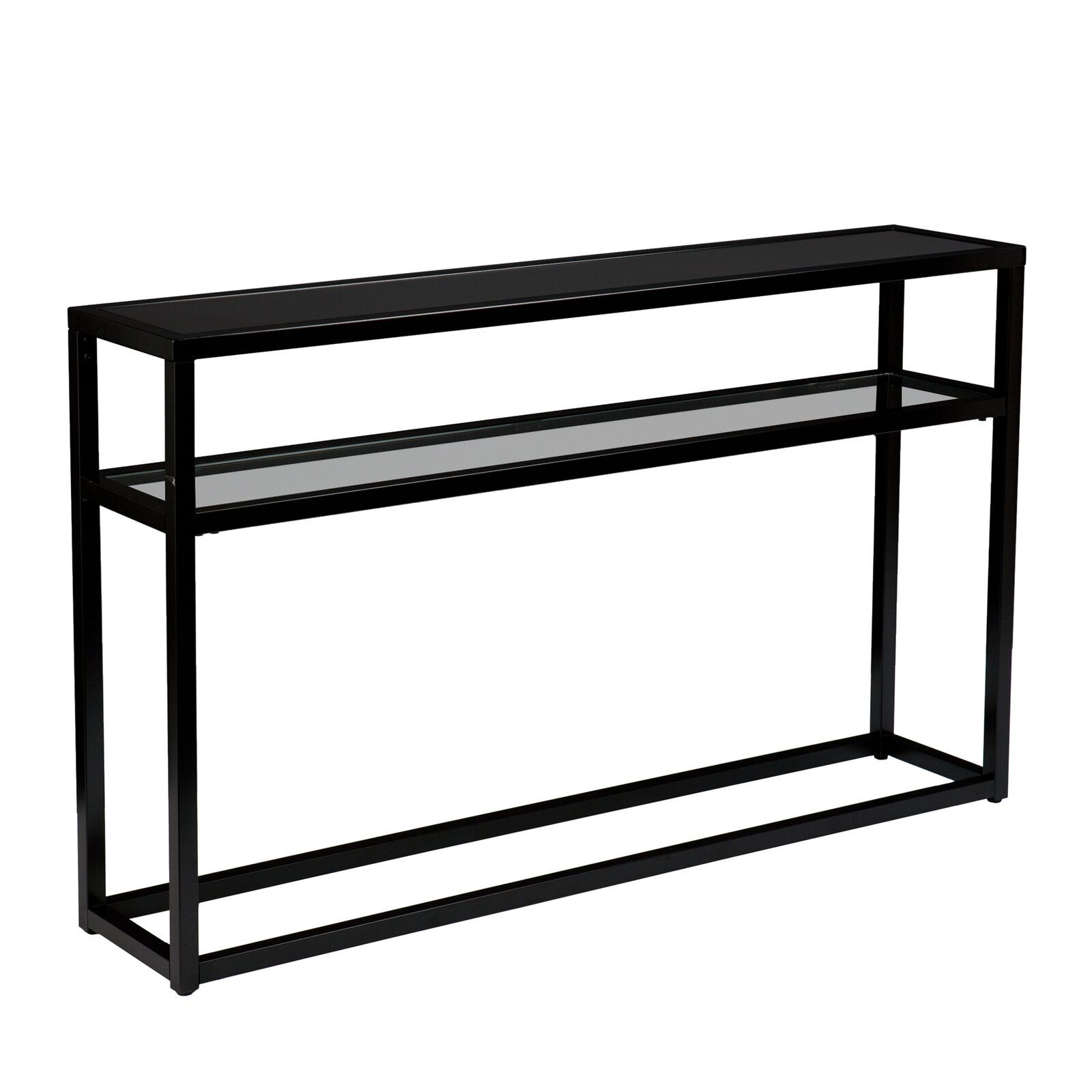 Swanage Console Table Narrow Console Table Black Console Table Contemporary Console Table