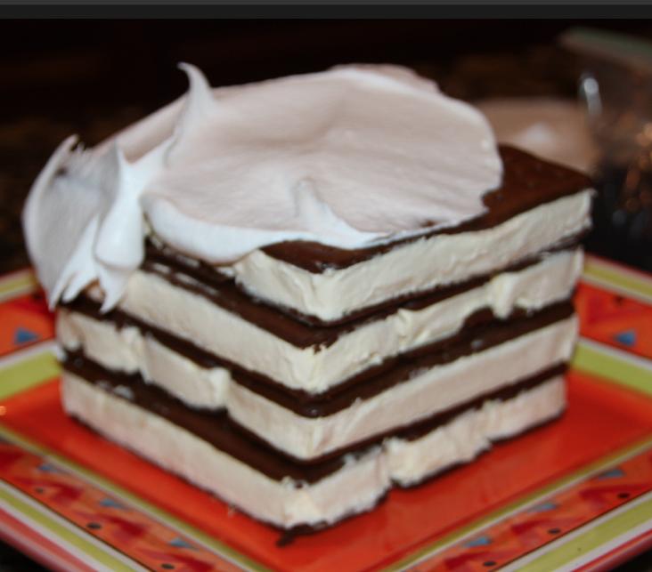 Sandwich Cake, Cake And