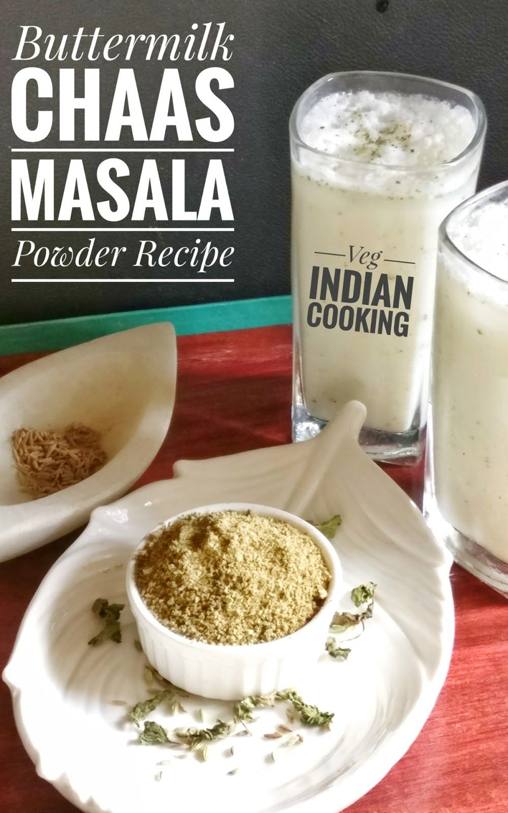 How To Make Mint Buttermilk Chaas Masala Powder Homemade Pudina Chaas Masala Powder Dry Pudina Ch Buttermilk Recipes Masala Powder Recipe Homemade Spices