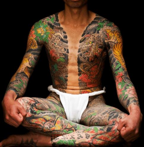 horiyoshi iii tatouage irezumi body arts tatouage. Black Bedroom Furniture Sets. Home Design Ideas