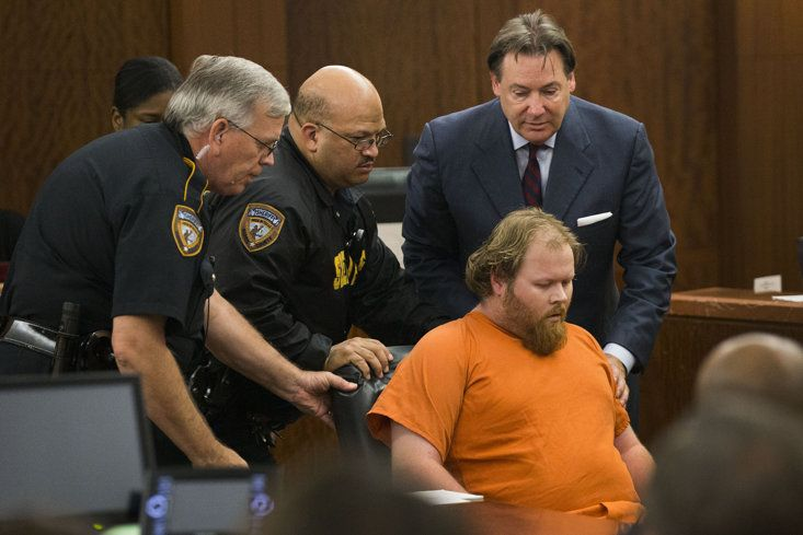 Ronald Haskell Criminal History Murder of Six Relatives Blamed on Mental Illness? Collapses in Court