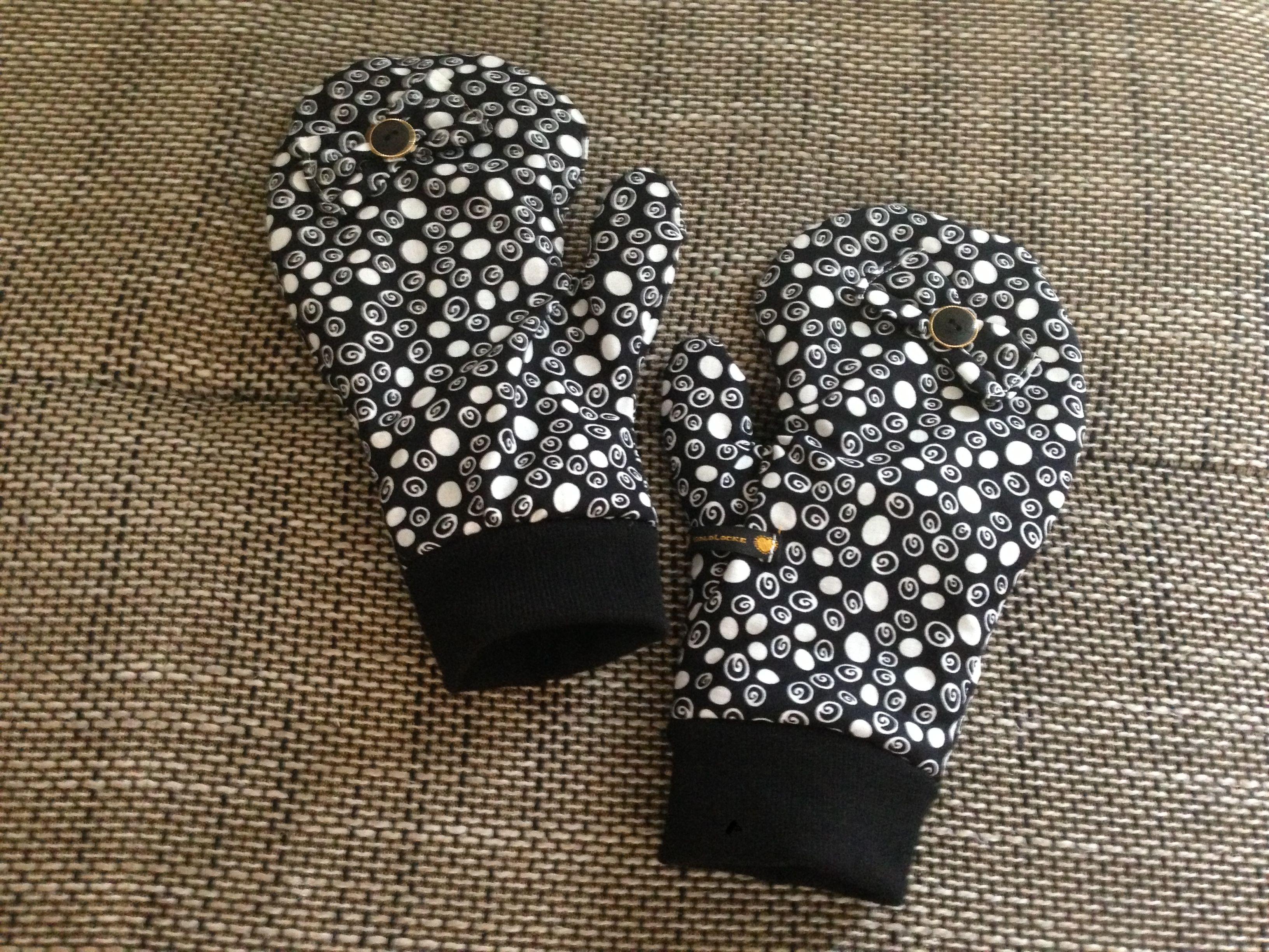 Goldlocke - Schöner Handschuh
