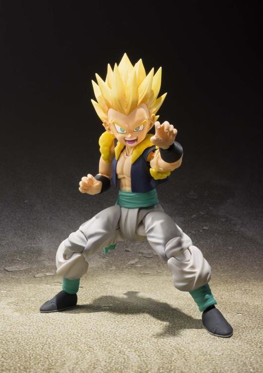 Tamashii Nations S.H. Figuarts: Dragon Ball Super - Super Saiyan Gotenks