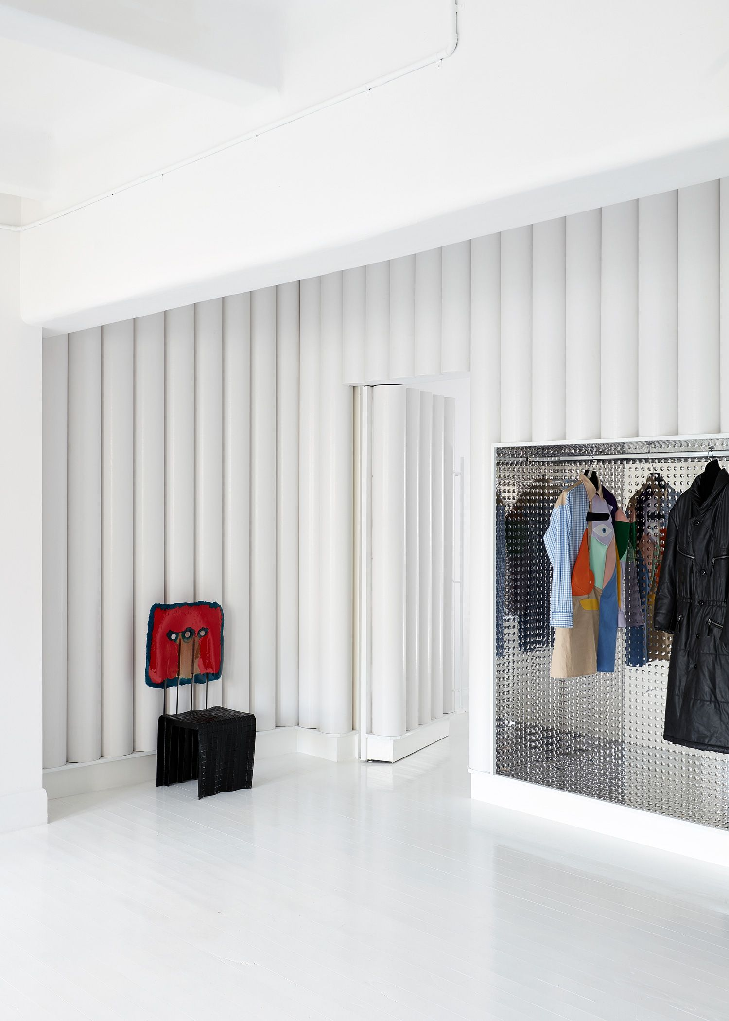Dot comme collection store in melbourne by sibling architecture yellowtrace