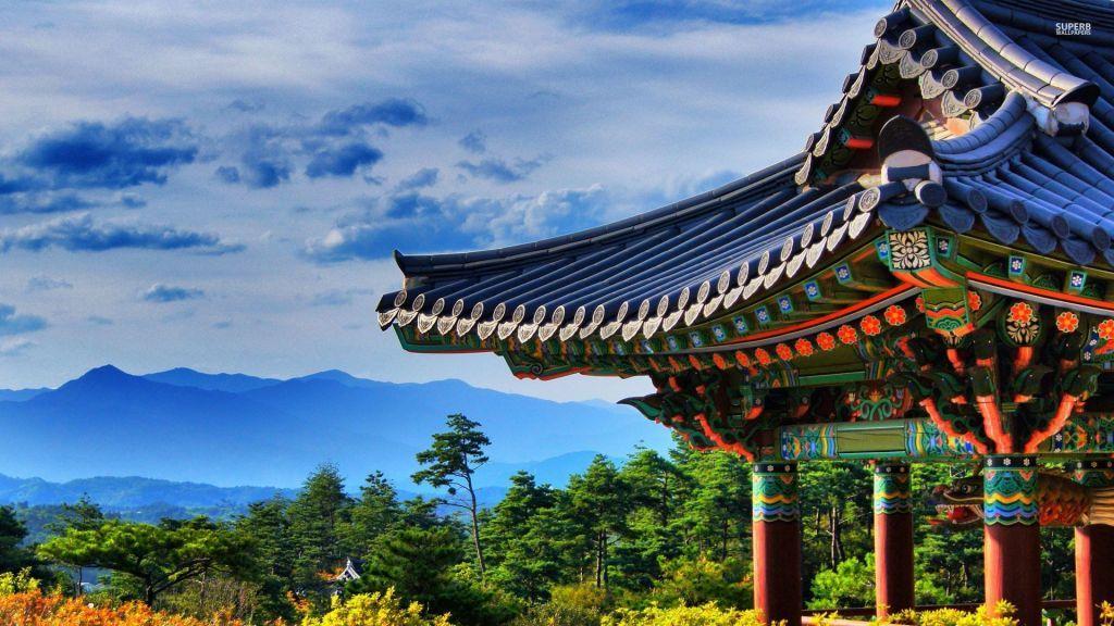 Full Hd 1080p Korea Wallpaper For Pc Pays Asie Coree Du Sud Baye