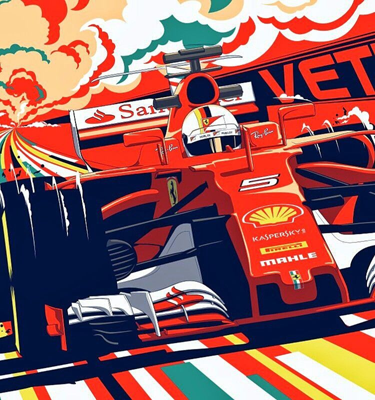 Make it a red october us grand prix at circuit of the