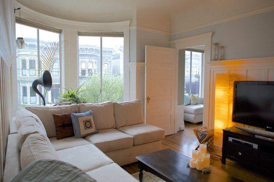 Della\u0027s Edwardian Dream family room Pinterest Apartment