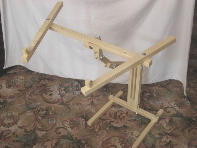 Ita Cross Sch Floor Stand For Large Frames Tapestry Needlework Embroidery In Crafts Ebay