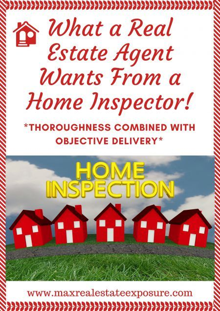 What Do Realtors Expect From A Home Inspector Real Estate Real