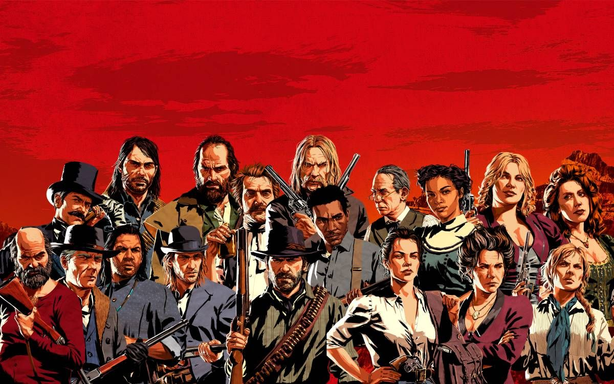 Red Dead Redemption 2 Wallpapers 15 Images For Your Desktop Red Dead Redemption Artwork Red Dead Redemption Red Dead Redemption Ii
