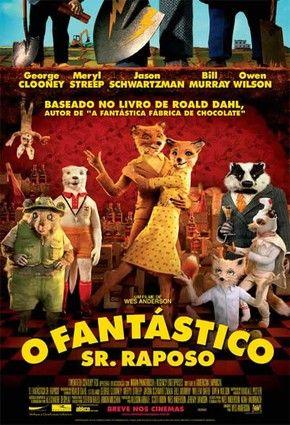 O Fantastico Sr Raposo Filmow Fantastic Mr Fox Movie Fox