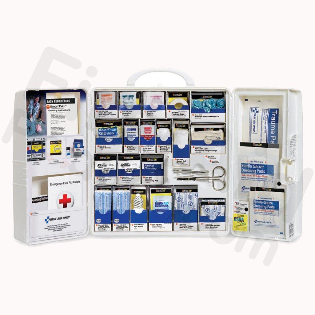 OSHA Food Industry Kit with Medications
