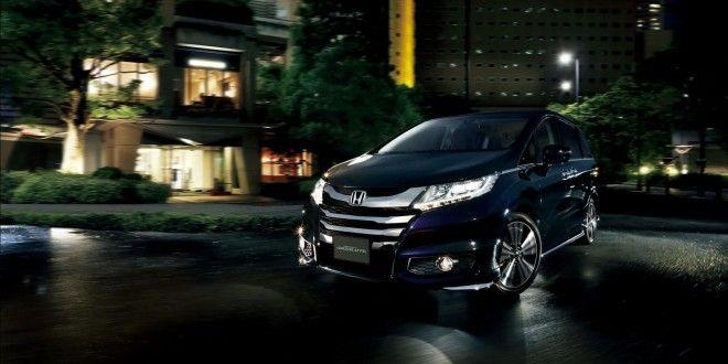 Honda Odyssey Wallpaper Honda Odyssey Honda New Car New Honda Odyssey