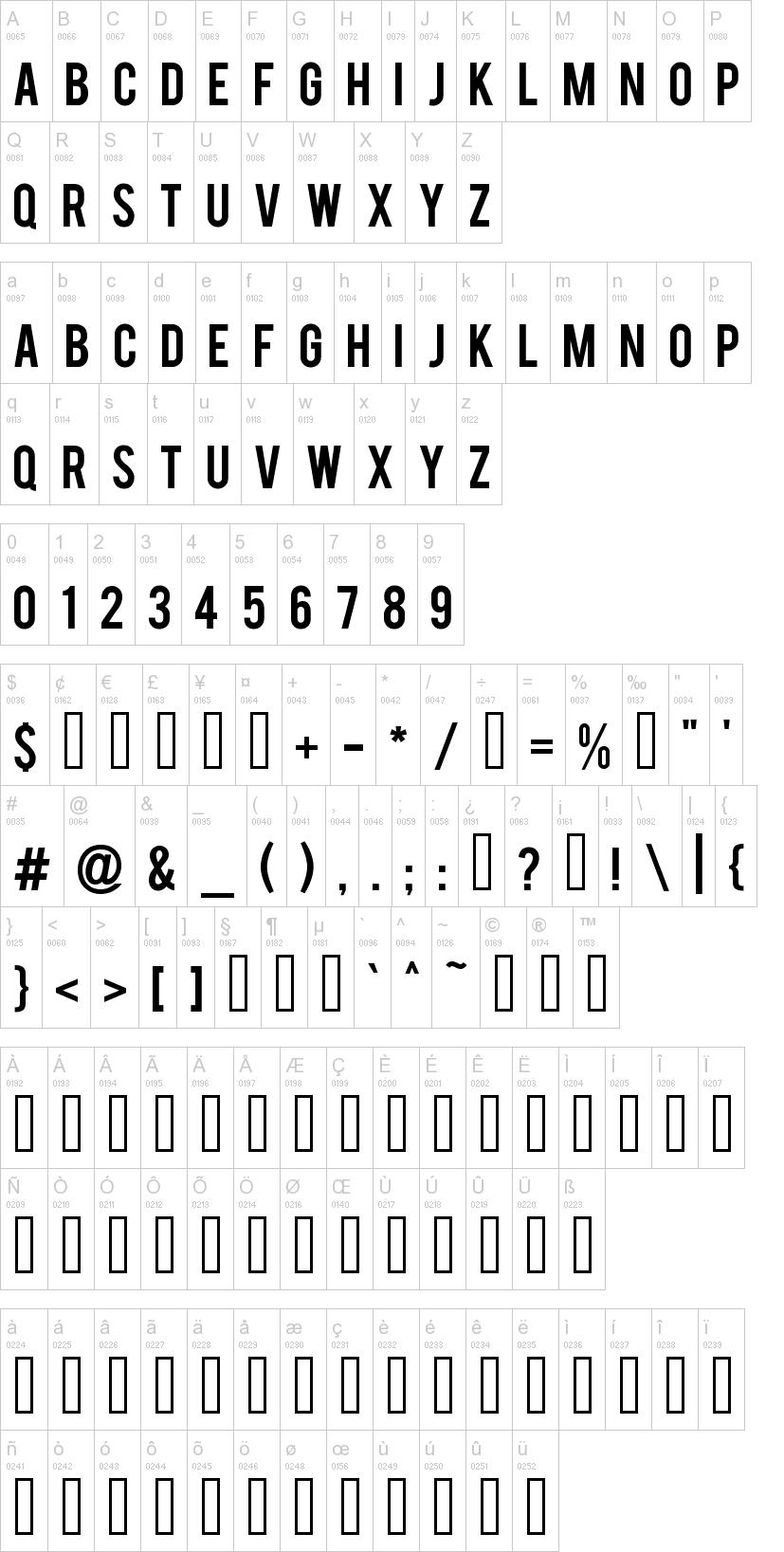 Bebas Font   dafont com   Typography   Simple prints