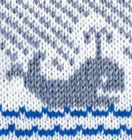 Whale Colorwork Knitting Pattern Pinterest Knitting Charts